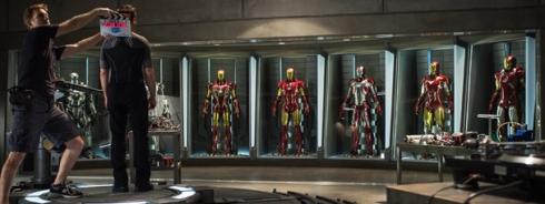 Iron Man 3 is coming May 2013